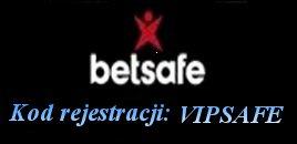 Betsafe Kod Rejestracji VIPSAFE