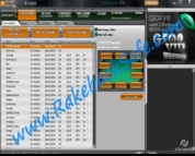 Betsson Poker Lobby Screenshot